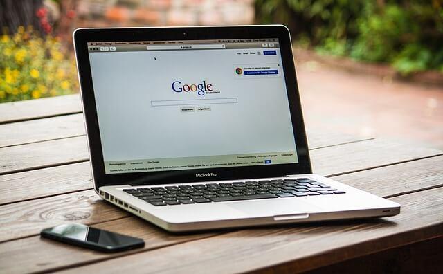 Kiedy powstało Google? - logo
